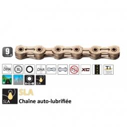 Chaine 9 vitesses yaban sfl 901 ti