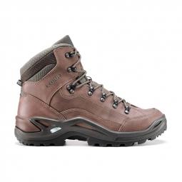lowa renegade ll mid ws chaussure de marche et trekking tout cuir 37