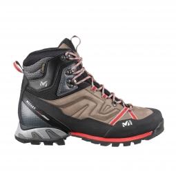 millet high route gtx chaussure de marche et trekking 40 2 3