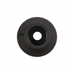 HUBGUARD ARRIERE FEDERAL ALUMINIUM WITH PLASTIC SLEEVE 14mm BLACK