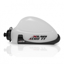 Porte Bidon + Bidon XLAB Aero TT Blanc