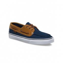 chaussures vans m chauffeur sf c dess blues white 40 1 2