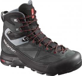 salomon x alp mtn gtx noir chaussure de randonee et montagne homme 42