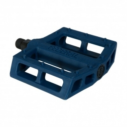 Pédales BMX Freestyle FEDERAL Contact Plastic Midnight Blue
