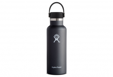Image of Gourde hydro flask standard mouth 532 ml noir