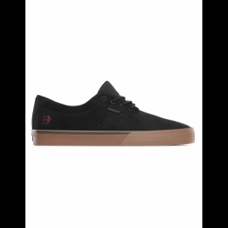 Chaussures etnies jameson vulc black tan red 42 1 2