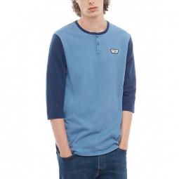 T shirt vans m cajon copen blue dress blues s