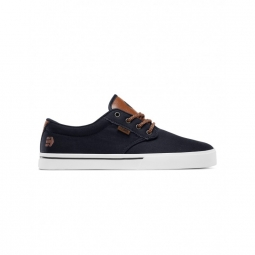 chaussures etnies jameson 2 eco navy tan white 39