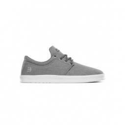 Chaussures etnies barrage sc grey white 42