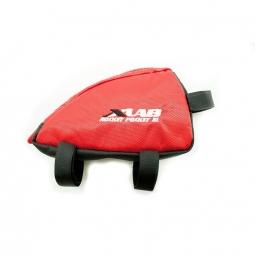 Sacoche de cadre xlab rocket pocket xl rouge 0 5