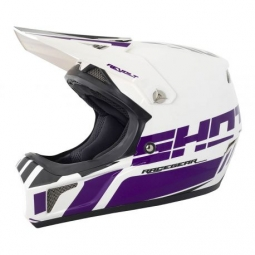 Casque integral shot revolt violet kid xs 48 49cm