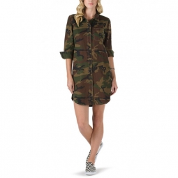 robe vans w assembly dress camo s