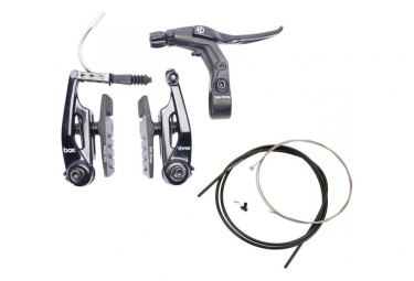 Box Three Brake Kit 85mm Black