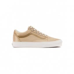 chaussures vans u old skool dx greige blanc de blanc 36 1 2