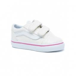 Chaussures vans t old skool v glitter rainbow white 19