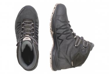 Chaussures de Randonnée Mammut Mercury III Mid GTX Gris Homme