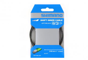Cavo deragliatore Shimano Optislick ø1.2mm x 2100mm