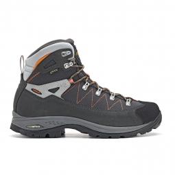 Image of Asolo finder gv mm grphite gunmetal flame chaussure de randonnee et trek homme 43 1 3