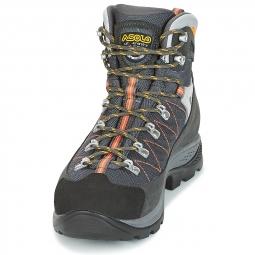 Asolo Finder GV MM grphite/gunmetal/flame, chaussure de randonnée et trek homme.
