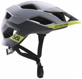 Casque Sixsixone Evo AM Matt Grey