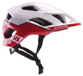 Casque Sixsixone Evo AM blanc/Red