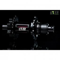 moyeu arriere 2en1 easy shift hxr components sram 142x12 et 148x12mm 32 trous rouge