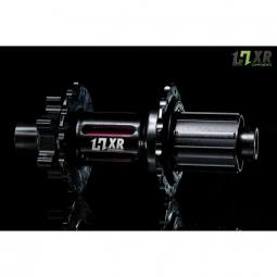 moyeu arriere 2en1 easy shift hxr components shimano 142x12 et 148x12mm 32 trous rou