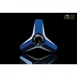 bouchon de potence luxure hxr components bleu