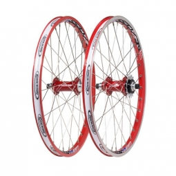 Roues excess 351 lite 20 x1 50 rouge