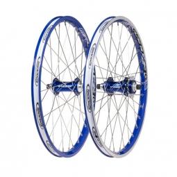 Roues EXCESS 351 Lite 20 x1.50 bleu