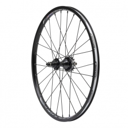 Roue arriere excess 351 20 x1 3 8 blanche