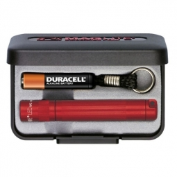 Lampe solitaire rouge maglite