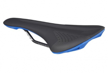Spank Spike Saddle 160 Negro   Azul