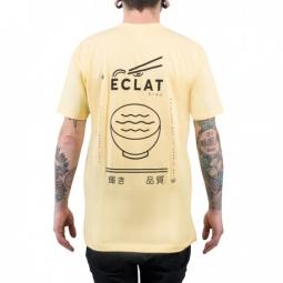 Tee shirt eclat soup yellow xxl