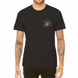 Tee shirt wethepeople crest black xl