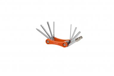 Set de 9 outils pour vélo