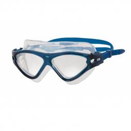 Masque natation Zoggs TRI VISION MASK - BLUE / BLUE / CLEAR
