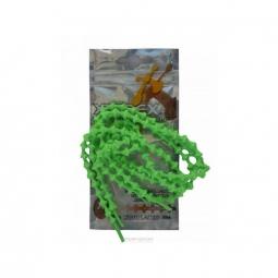 Lacets xtenex vert