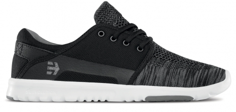 Etnies scout yb black grey 40