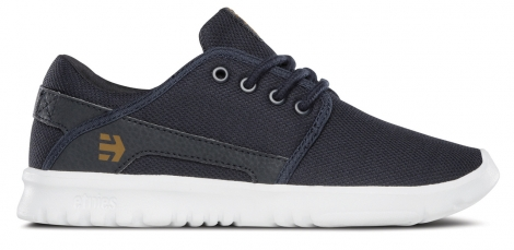 Etnies kids scout dark navy 35