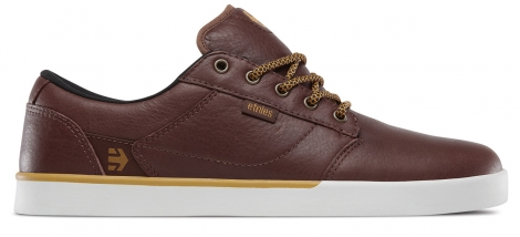 Etnies jefferson brown white 43