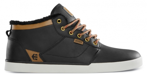 Etnies jefferson mid lx smu black brown 45