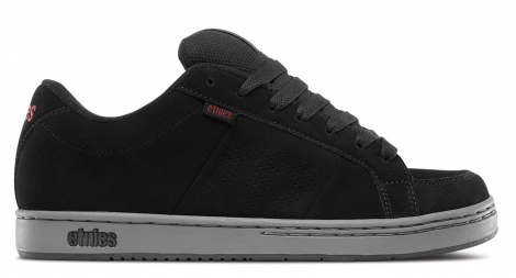 Etnies kingpin black charcoal red 41 1 2