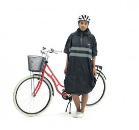 Poncho imperméable Vélo Réflechissant
