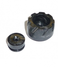 Blocage de fourche hopp carbon parts pour cannondale pbr