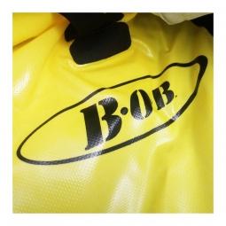 Sac de voyage BOB pour remorque BOB Yak ou Ibex mono roue jaune