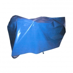 Bache de protection pour velo 240 x 100 cm bleu