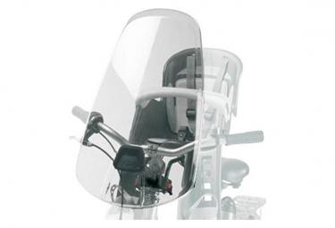 Image of Pare brise de velo polisport sur guidon