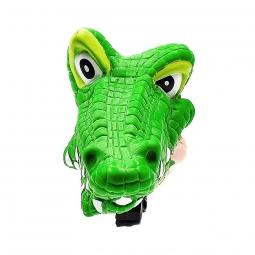 Klaxon velo enfant crocodile aux grandes dents
