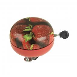 Grosse sonnette velo modele fraises